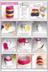 BecomeTheArtist - Fiche créative Vase Coloré - miniature