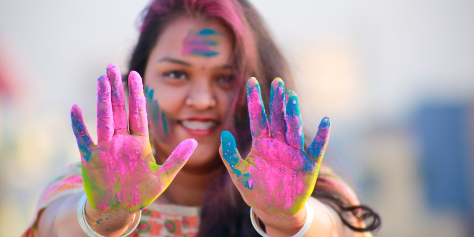 C'est en osant des nouvelles choses que vous allez mettre de la couleur dans votre vie