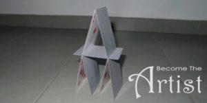 château de cartes facile