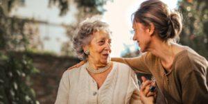 grand-mère personne remarquable et marquante
