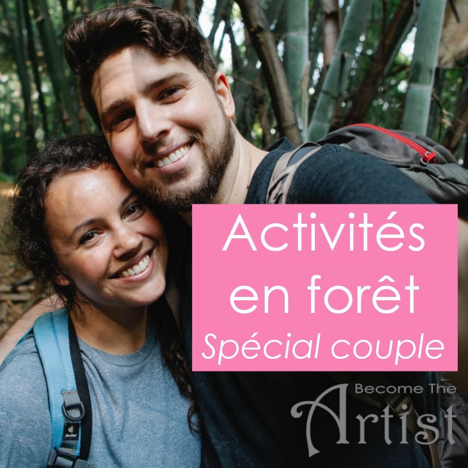 activités forêt
