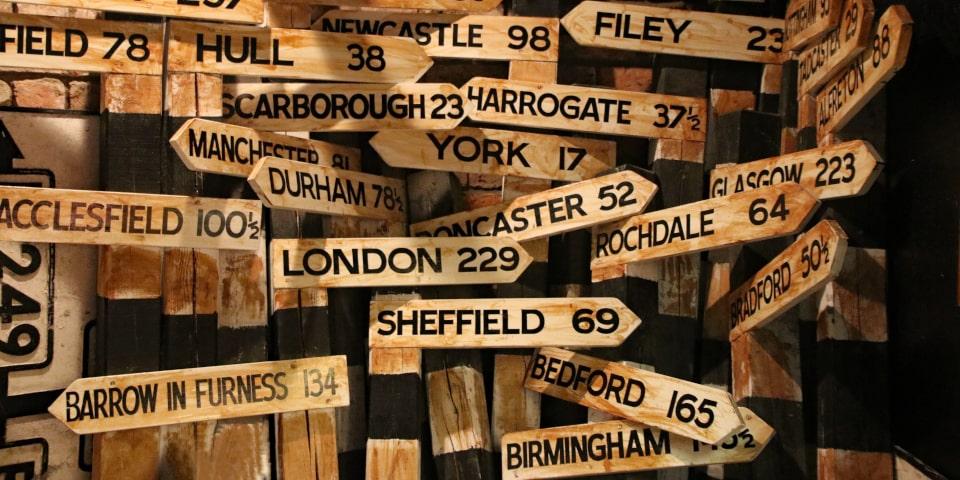 citytrip en Angleterre grandes villes