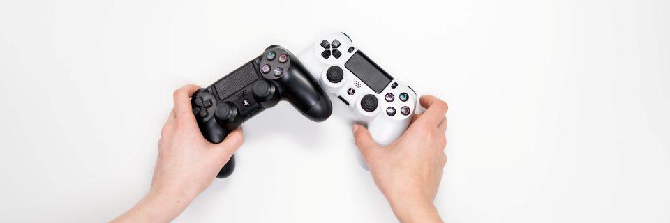 deux joueurs jeux vidéo