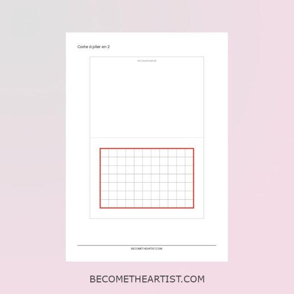 carte du kit de la carte d'anniversaire de couple avec puzzle